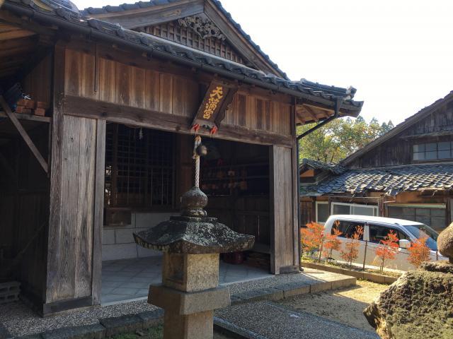 兵庫県天神社の写真