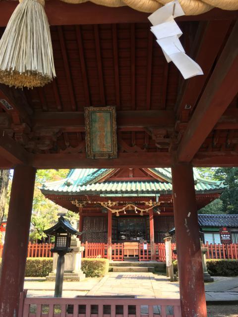 石川県尾崎神社の写真