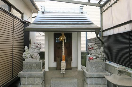 池立神社の末社