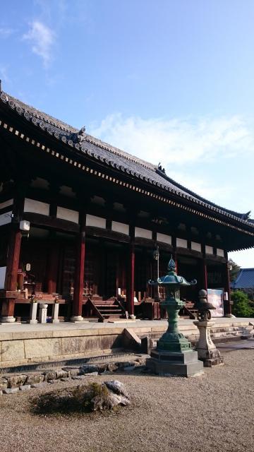 大阪府叡福寺の本殿