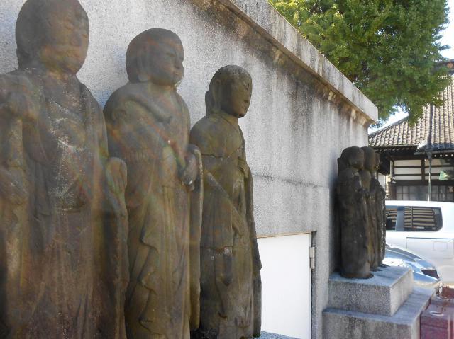 法禅寺の地蔵