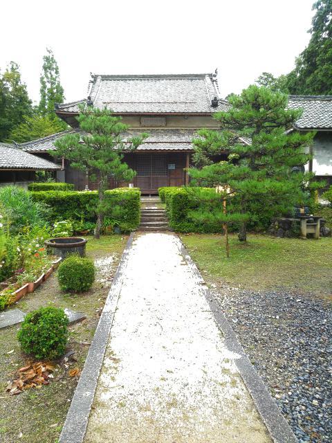 滋賀県梵釈寺の建物その他