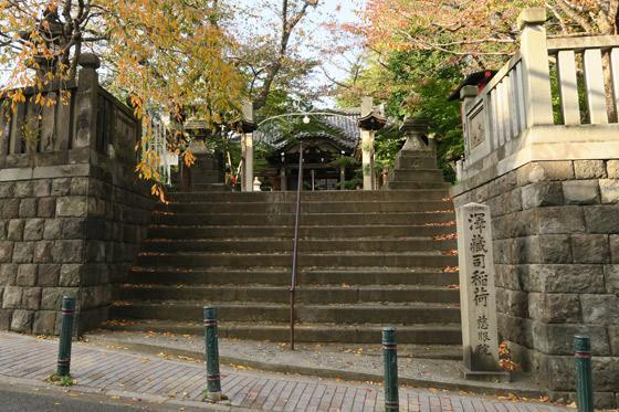 東京都澤蔵司稲荷(慈眼院)の建物その他