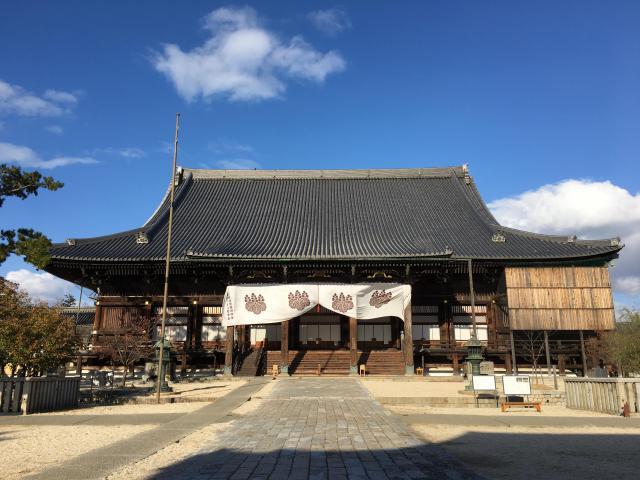 三重県専修寺の写真