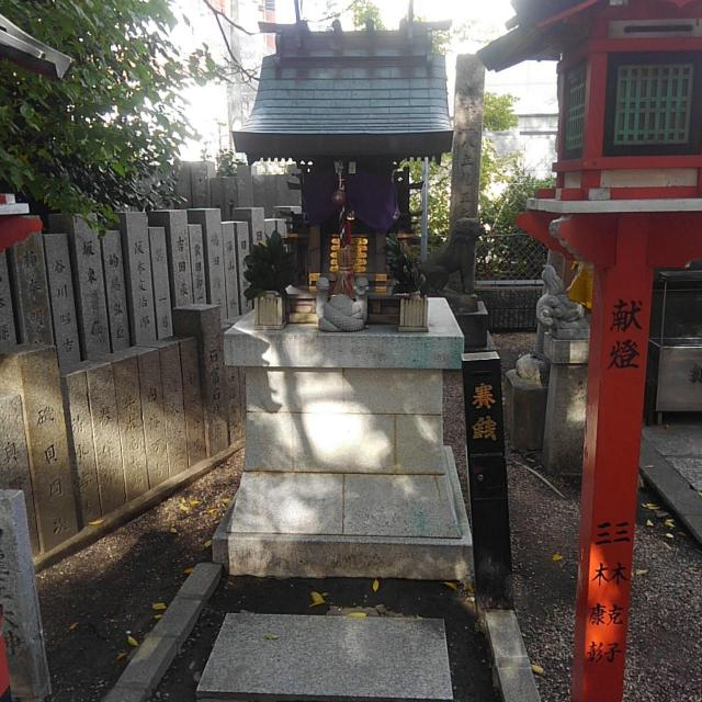大阪府八王子神社の末社