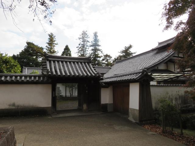 東大寺二月堂の近くの神社お寺|観音院