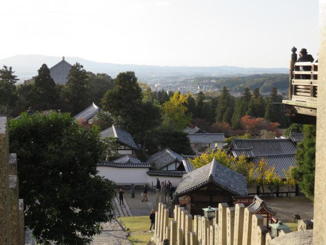 金珠院の景色