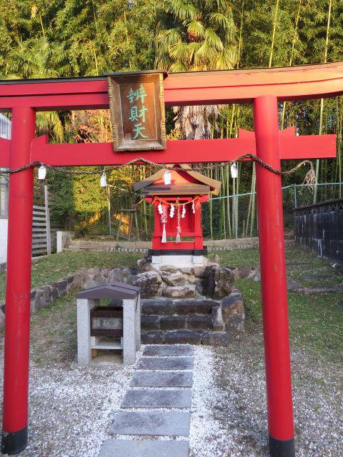奈良県祇園社八坂神社の鳥居