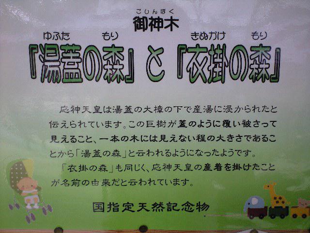 福岡県宇美八幡宮の歴史