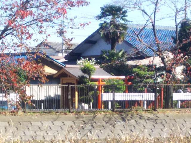 松江出世弁財天の建物その他