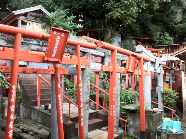 光雲神社(福岡県大濠公園駅) - 末社・摂社の写真