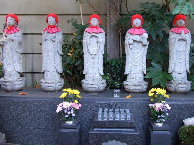 華厳寺の地蔵