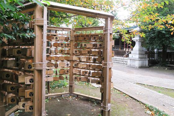東京都下落合氷川神社の絵馬