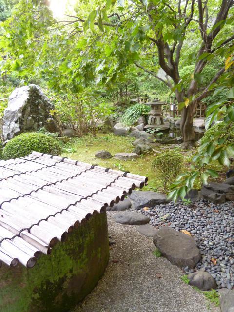 待乳山聖天(本龍院)の庭園