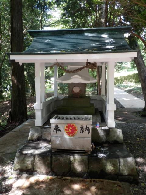 白龍神社の末社