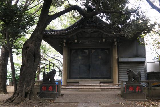 諏方神社の末社