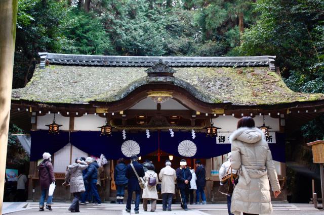大神神社の近くの神社お寺|狭井神社