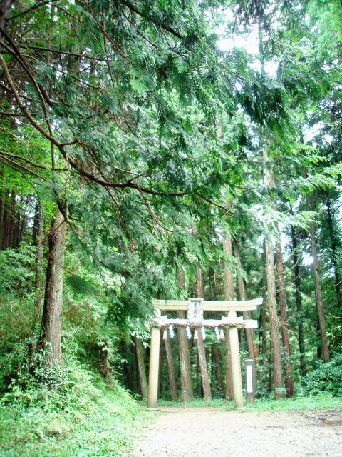奈良県天石立神社の建物その他