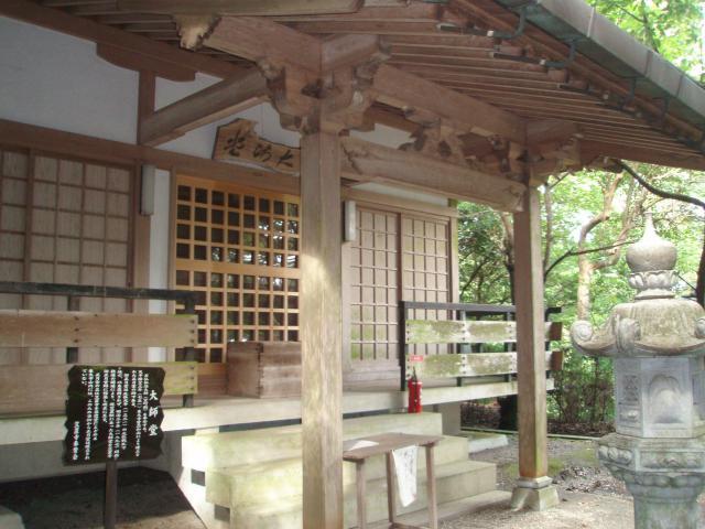 京都府笠置寺の建物その他