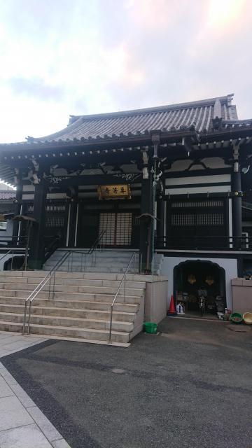 専修寺関東別院の本殿