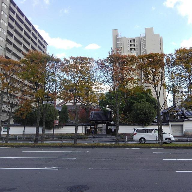 妙光寺(日蓮宗大阪市宗務事務所)の本殿
