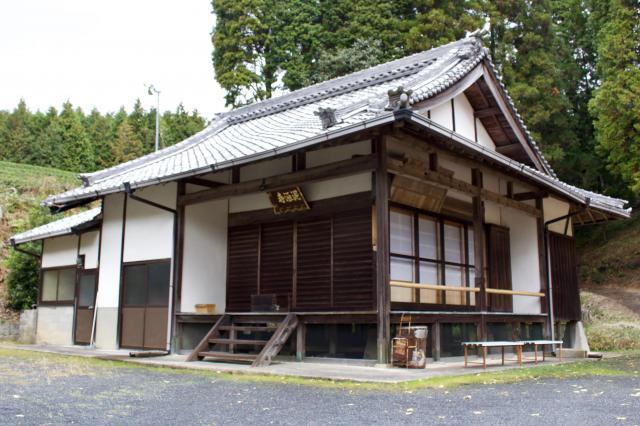 京都府泥洹寺の建物その他