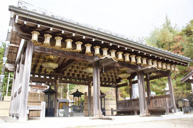 京都府総神寺の山門