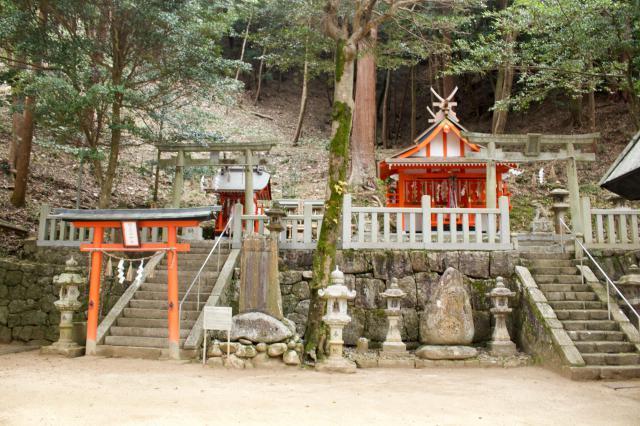 京都府南山城村天満宮(恋志谷神社)の建物その他