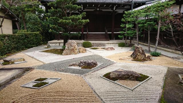 京都府真正極楽寺(真如堂)の庭園