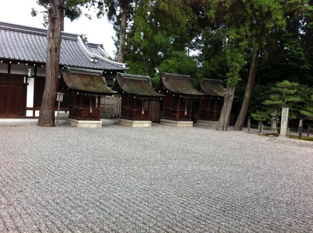 建部神社の建物その他