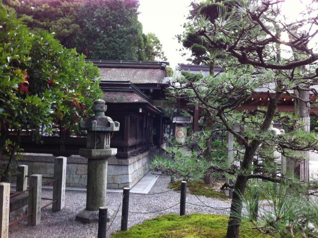 滋賀県建部神社の建物その他