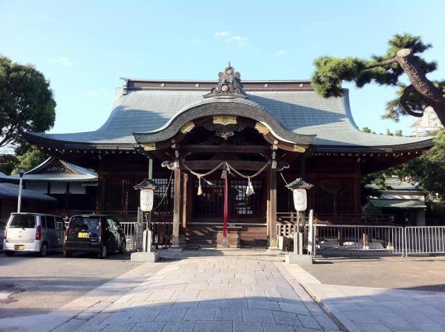 海神社(兵庫県垂水駅) - 本殿・本堂の写真