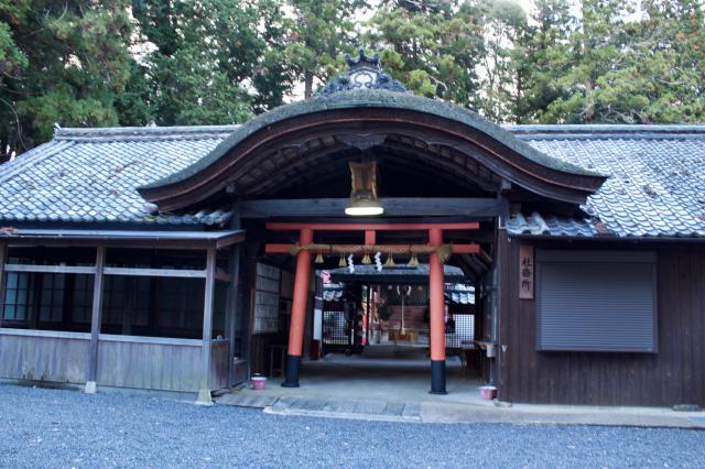 京都府和束天満宮の建物その他