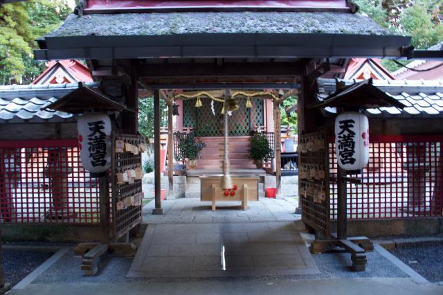 京都府和束天満宮の山門