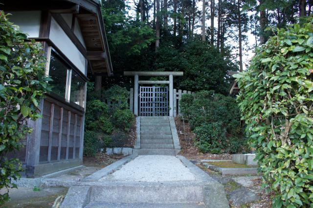 京都府安積親王陵墓のお墓