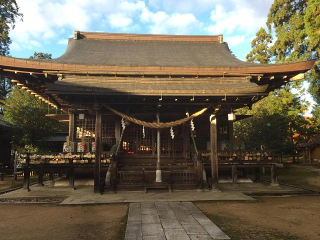 出石神社の写真