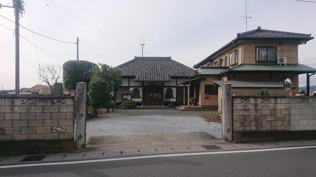 巌浄寺の本殿