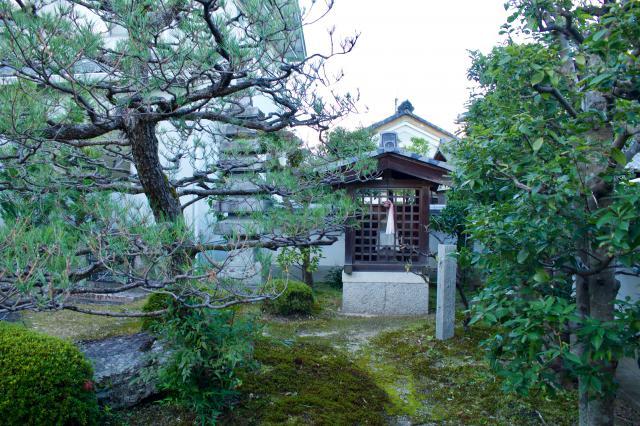 地蔵寺の庭園