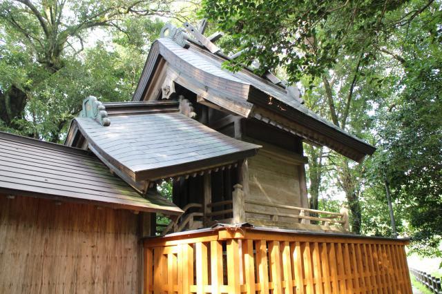 須佐神社の近くの神社お寺|天照社