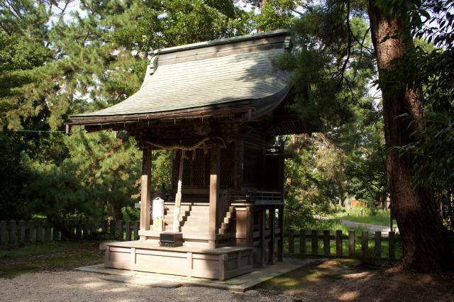 京都府天橋立神社の本殿