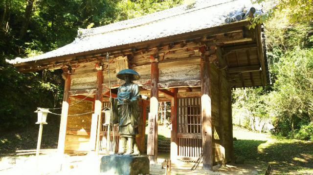 日龍峯寺(高澤観音)(美濃清水)の山門