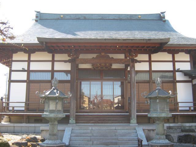 東京都宗格院の本殿