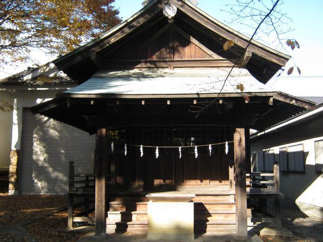 多賀神社の建物その他