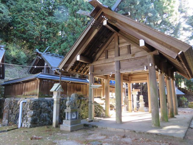 篠畑神社の建物その他