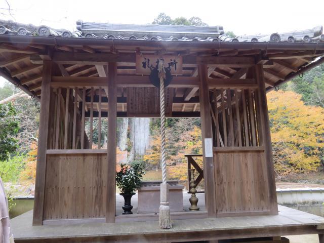 大野寺の本殿