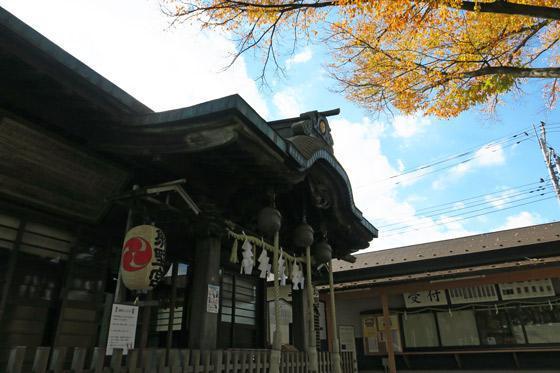東京都熊野宮の本殿