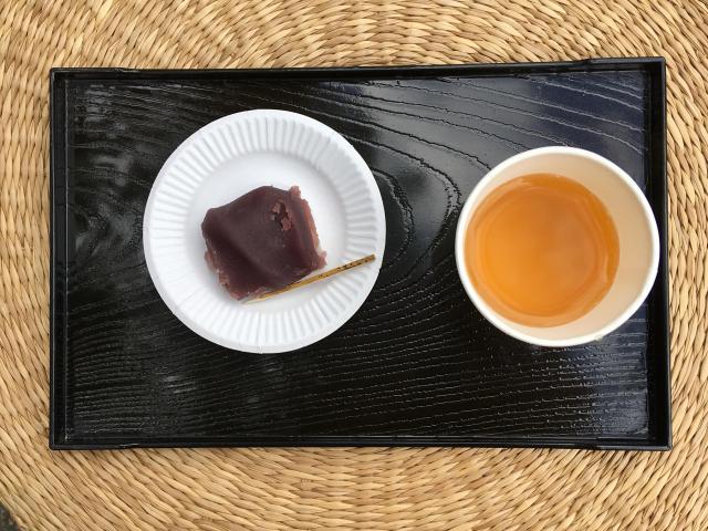 """""""東京大神宮の赤福"""""""