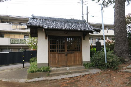 東京都東伏見氷川神社の建物その他