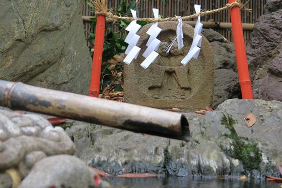 田無神社の地蔵