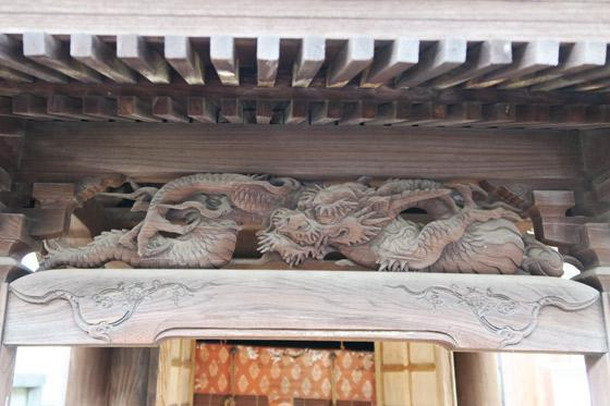 第六天神社の建物その他